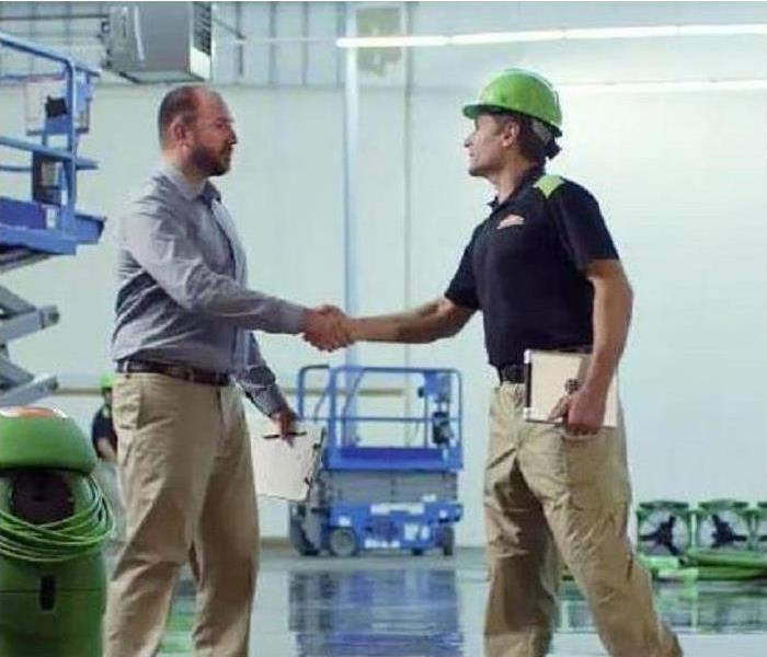 Why SERVPRO Commercial Cleaning Services