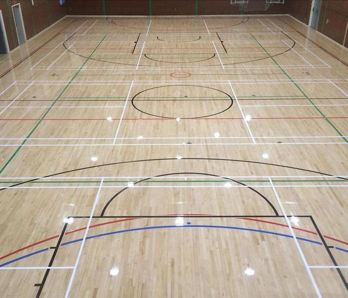 Cleaning How To Care for Gym Floors