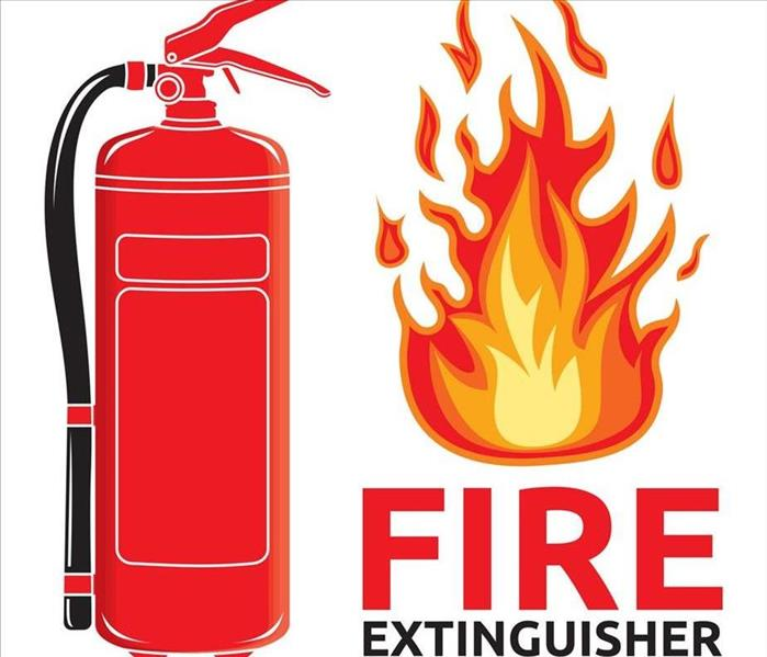 Why SERVPRO Fire Extinguisher Classes
